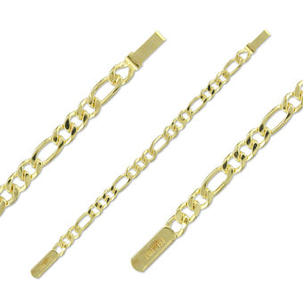 40319 18K Gold Layered Chain 70cm/28in