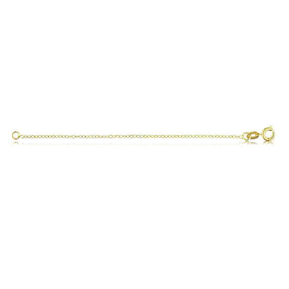40481 18K Gold Layered -Chain 45cm/18in