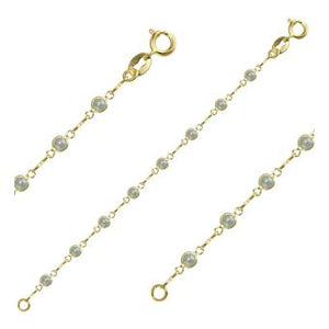 41471 18K Gold Layered -Chain 45cm/18in