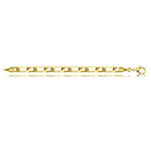 41568 18K Gold Layered -Chain 60cm/24in