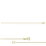 41746 18K Gold Layered -Chain 45cm/18in