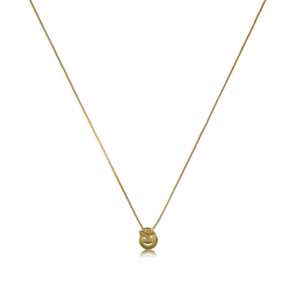 45063 18K Gold Layered Necklace