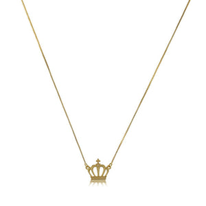 45156 18K Gold Layered Necklace 45cm/18in