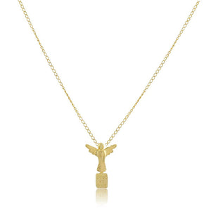 46002 18K Gold Layered Necklace 45cm/18in