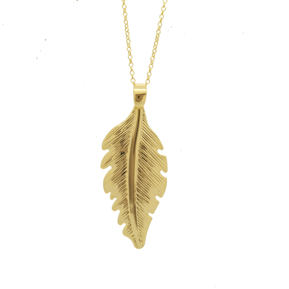 46004 18K Gold Layered Necklace
