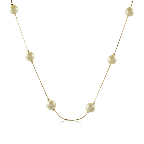 46010 18K Gold Layered Necklace 50cm/20in