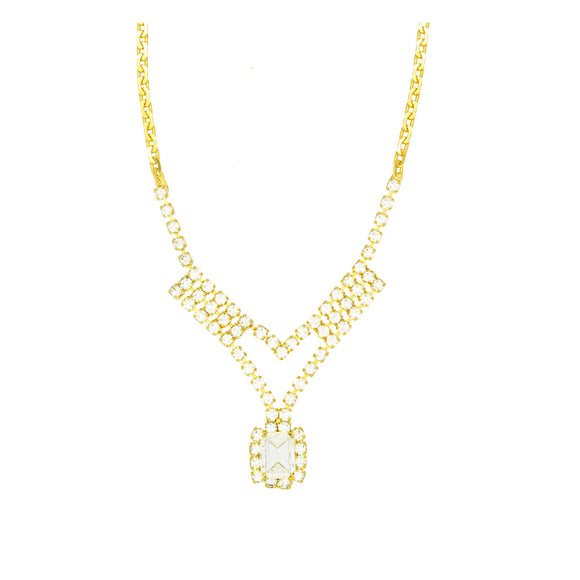 46019 18K Gold Layered Necklace