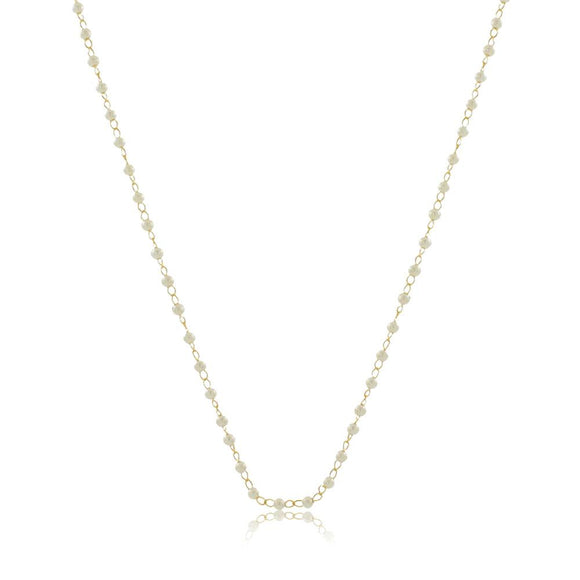 46034 18K Gold Layered 40Necklace 40cm/16in