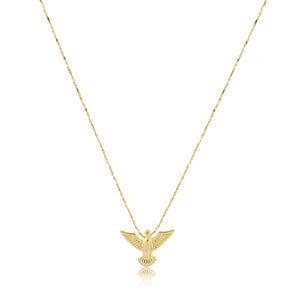 46052 18K Gold Layered Necklace 45cm/18in