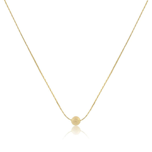 46056 18K Gold Layered Necklace 45cm/18in