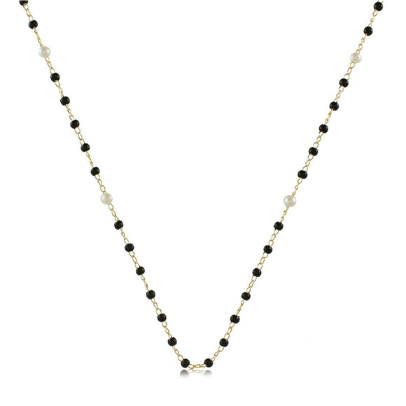 46107 18K Gold Layered Necklace 40cm/16in