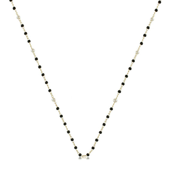 46108 18K Gold Layered Necklace 70cm/28in