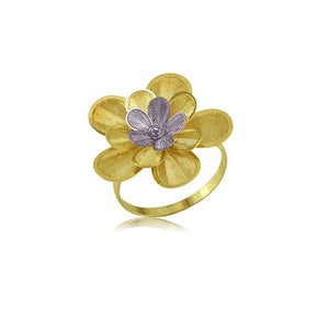 62419 18K Gold Layered -Women's Ring