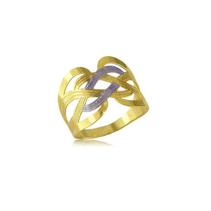 62472 18K Gold Layered -Women's Ring