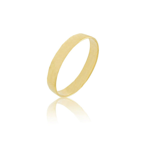 66008 18K Gold Layered Women's Ring