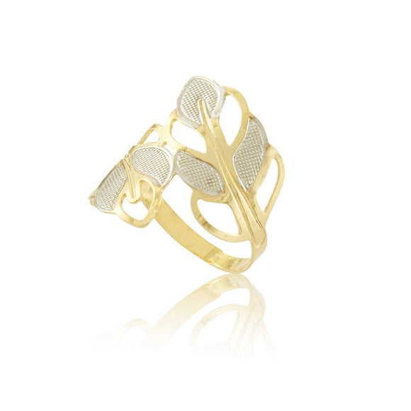 66035 18K Gold Layered Women's Ring