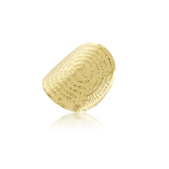 66045 18K Gold Layered Ring