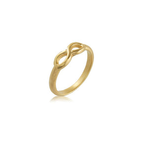 66051 18K Gold Layered Kid's Ring