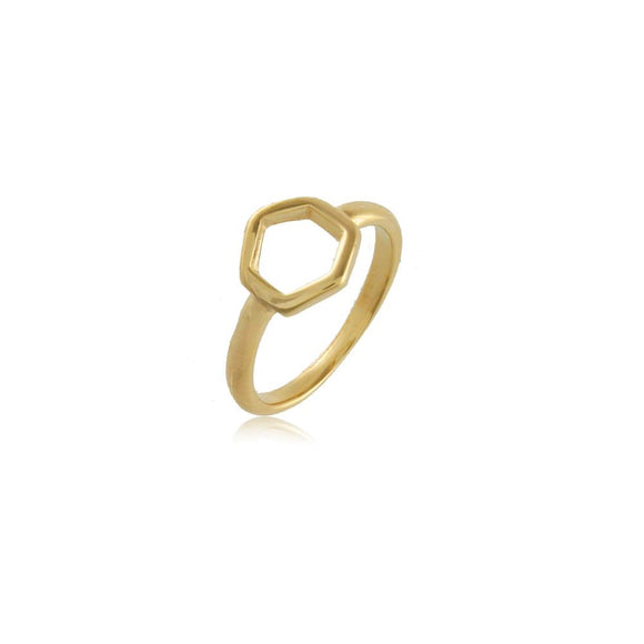 66053 18K Gold Layered Kid's Ring