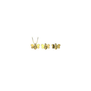 72016 18K Gold Layered Set
