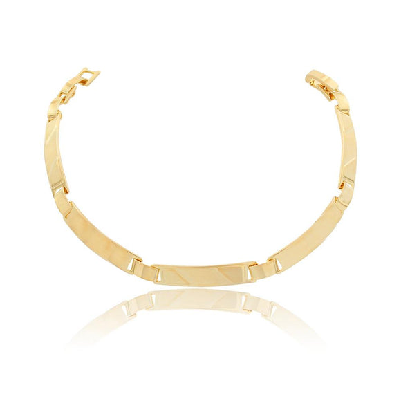 86090 18K Gold Layered Bracelet