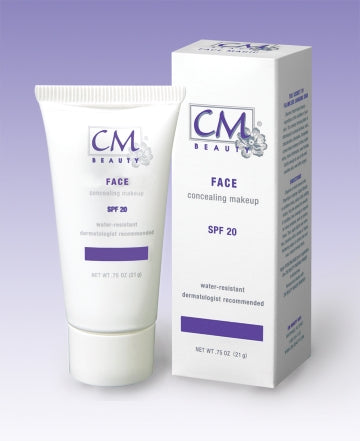 CM Beauty Face concealing makeup - CM Beauty,Inc.