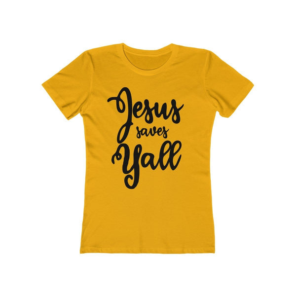 Jesus Saves Women's Tee - Alively