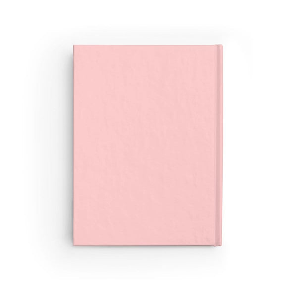 Pink Cross Journal - Ruled Line - Alively