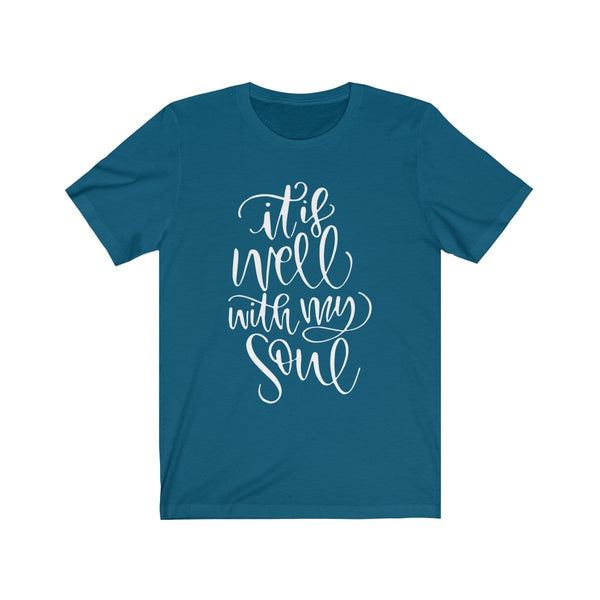It is well with my soul Unisex Tee - Alively