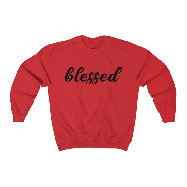 Blessed Unisex Crewneck Sweatshirt - Alively