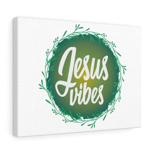 Jesus Vibes Canvas - Alively