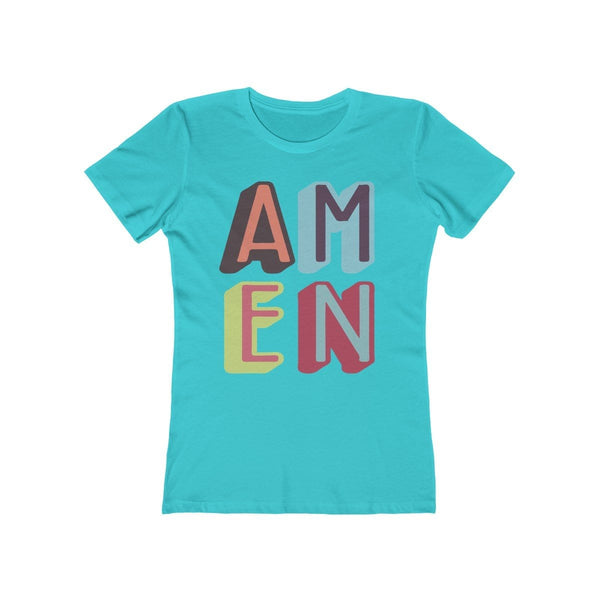 Amen Women's Tee - Alively