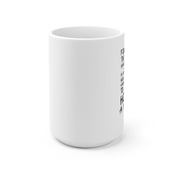 Jeremiah 29:11 White Ceramic Mug - Alively
