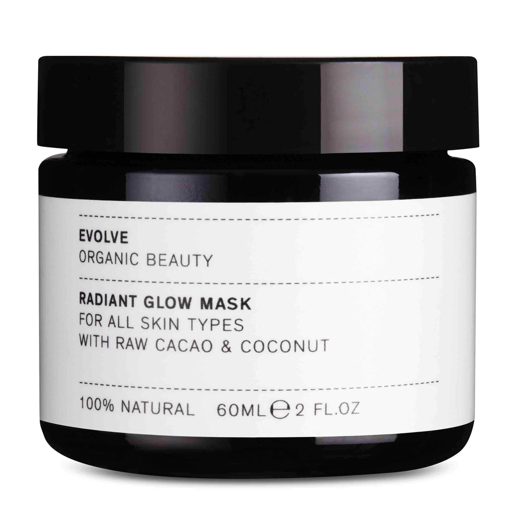 Radiant glow mask - The Natural Beauty Club