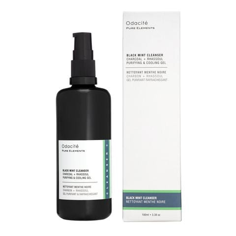 Black Mint Cleanser - The Natural Beauty Club