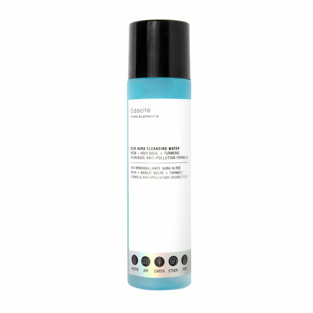 Blue Aura Cleansing Water - Cheveux Heureux