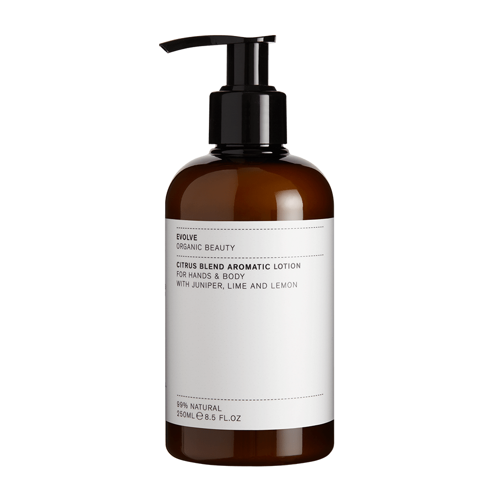 Citrus Blend Aromatic Body Lotion - Cheveux Heureux