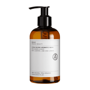 Citrus Blend Aromatic Wash - The Natural Beauty Club