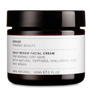 Daily renew facial cream - The Natural Beauty Club