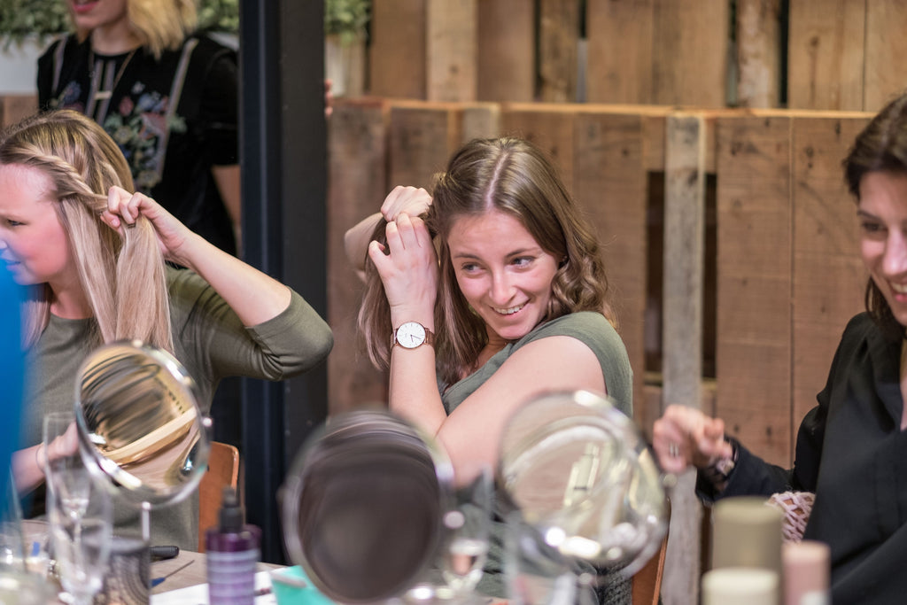 Duo Hairstyling Workshop - Cheveux Heureux