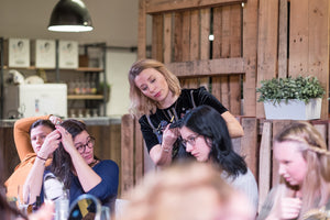 Privé Hairstyling Workshop - The Natural Beauty Club