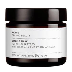 Miracle mask - The Natural Beauty Club