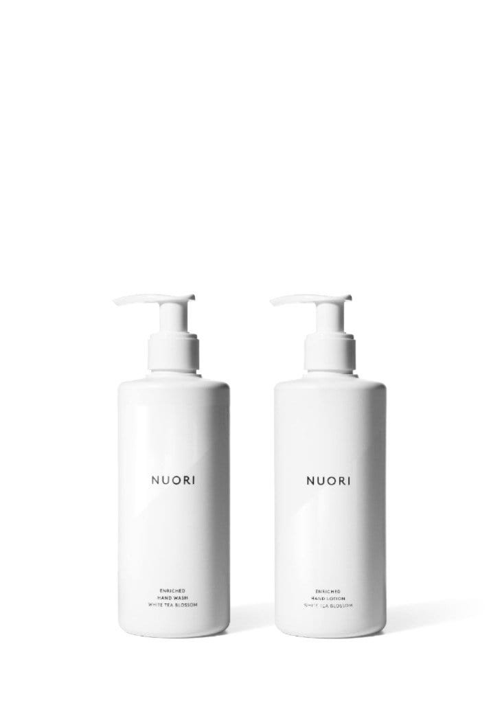 Enriched Hand Wash + Lotion - The Natural Beauty Club