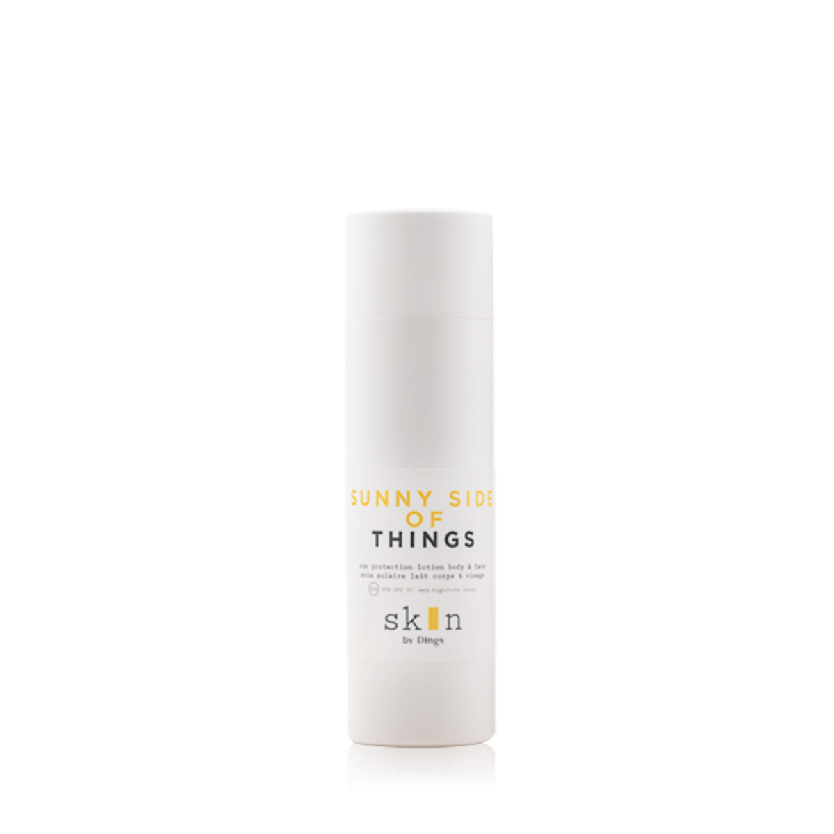 Sunny Side Of Things: Sun protection body & face lotion SPF 50+ - The Natural Beauty Club