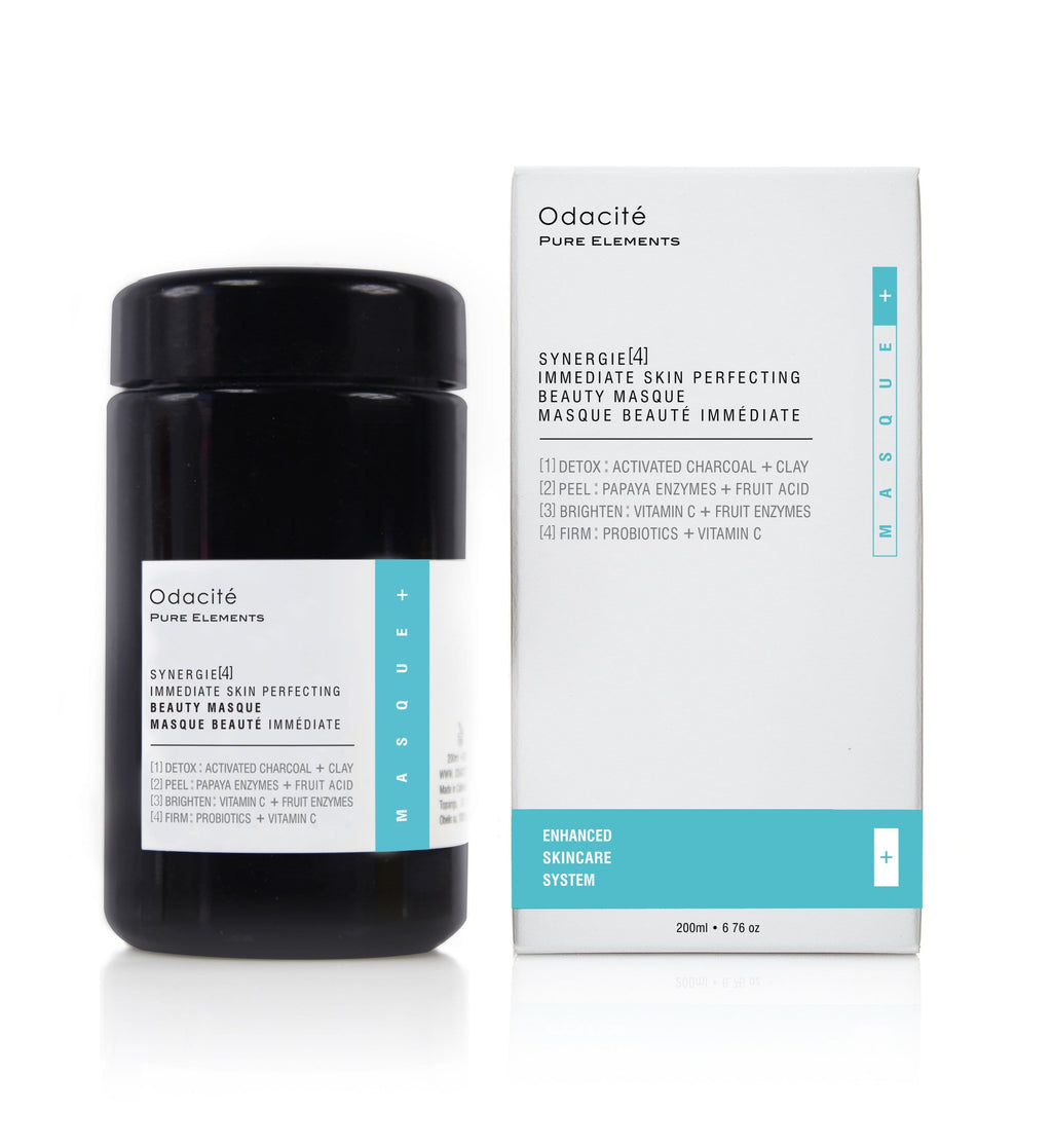 Synergie[4] Immediate Skin Perfecting Beauty Masque - Cheveux Heureux