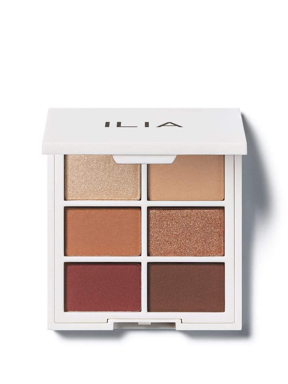 The Necessary Eyeshadow Palette - Warm Nude - The Natural Beauty Club