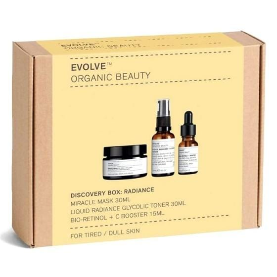 Discovery Box- Radiance New - The Natural Beauty Club