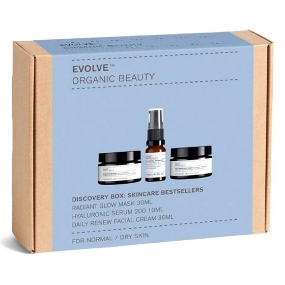 Discovery Box - Skincare bestsellers - The Natural Beauty Club