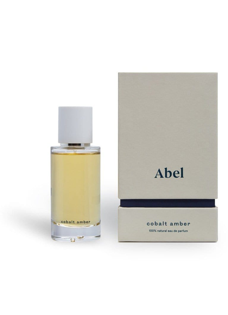 Abel Cobalt Amber - The Natural Beauty Club