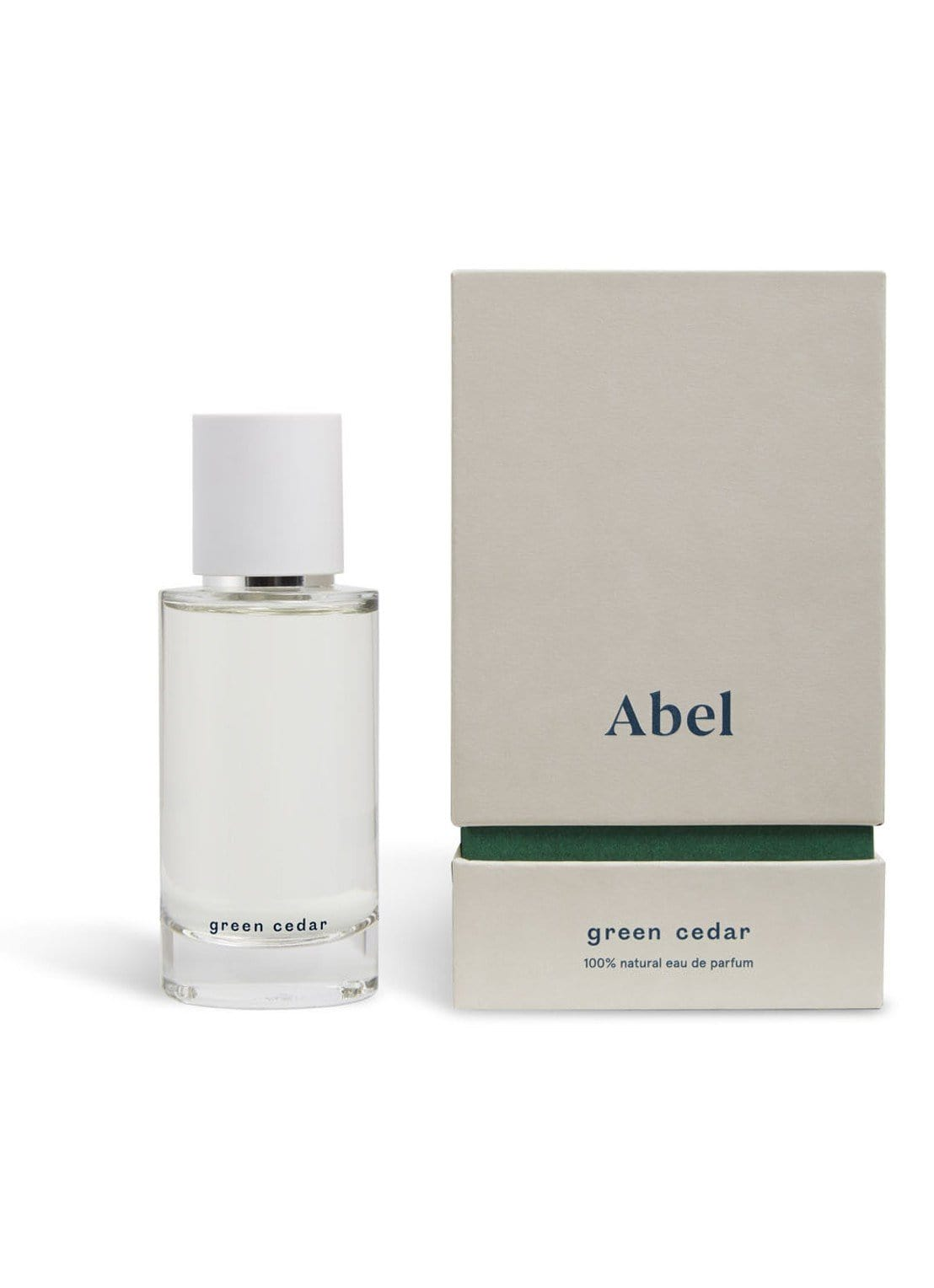 Abel Green Cedar - The Natural Beauty Club